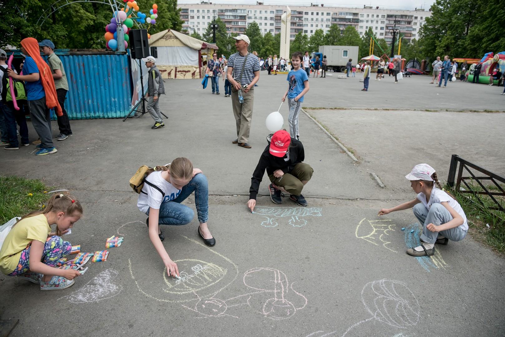 день здоровья эстафета на улице для взрослых